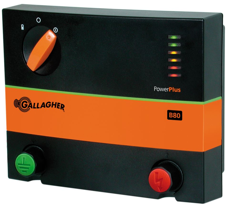 Gallagher PowerPlus B80